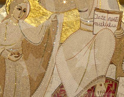 Mozaicul din absidă