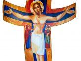 Între cer şi pământ - Crucifixul de la Sanctuarul din Snagov
