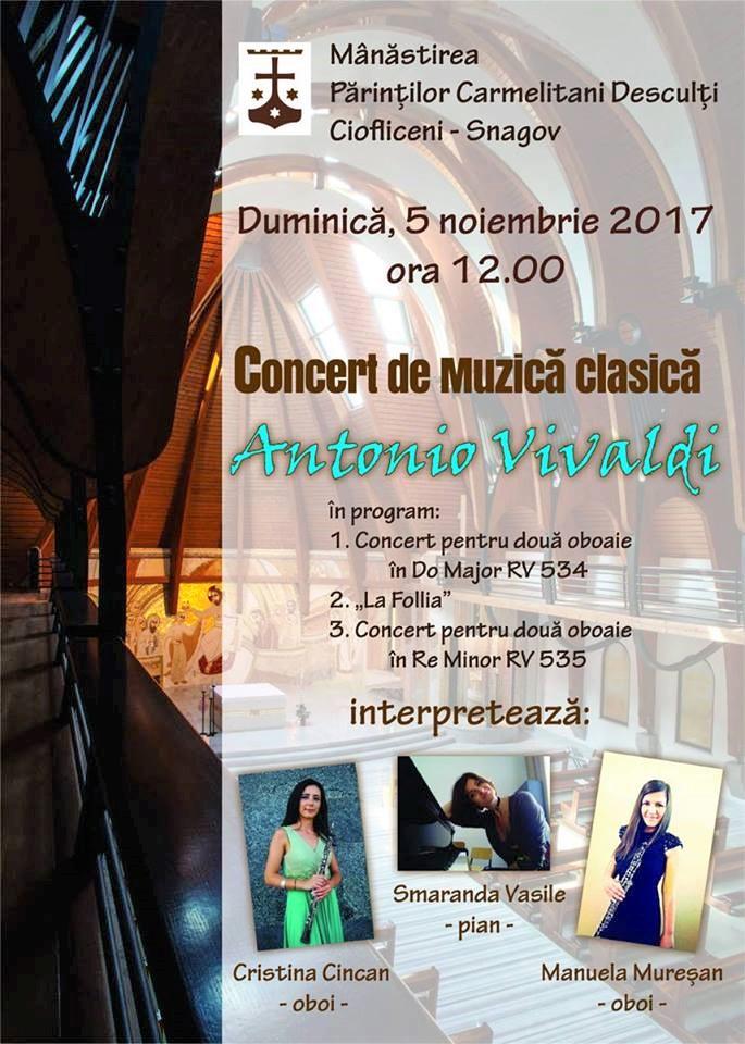 Invitaţie la Concert