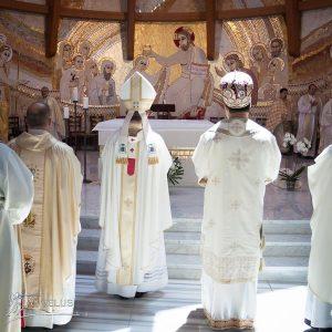 Liturghia de consfințire a Sanctuarului