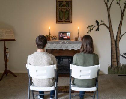 Liturghia acasă